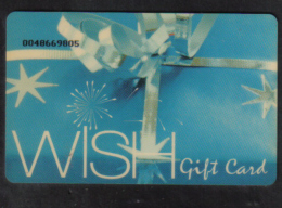 GIFT CARD  FOR COLLECTION - (  WOOLWORTHS ) - Gift Cards