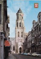 Grote Kaart Lier Kerk Sint-Gummarus - Lier