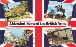 Aldershot Home Of The British Army Rushmoor Hampshire Wellington - Non Classificati