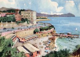 Gino Frattini - Genova : Corso Italia - Andere Illustrators