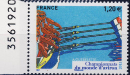 4974 CHAMPIONNATS Du MONDE D´AVIRON  NEUF ** ANNEE 2015 - Nuevos