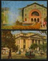 Moldova USSR Kishinev Chisinau, Set Of 10 Pieces Of Old Postcards - Moldavie