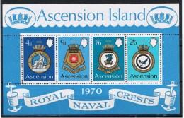 Ascension Y/T Blok 2 (**) - Ascension (Ile De L')