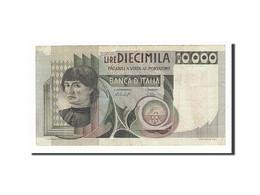Italie, 10,000 Lire, 1976-1979, KM:106a, 1976-11-30, TTB - 10000 Lire