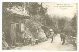 68 - HARTMANNWILLERKOPF SUR LE FRONT D'ALSACE - ABRIS - France