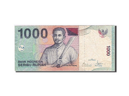 Indonésie, 1000 Rupiah, 2000, KM:141a, 2000, TTB - Indonésie