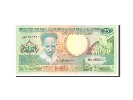 Suriname, 25 Gulden, 1988, KM:132b, 1988-01-09, NEUF - Surinam