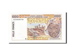 Senegal, 1000 Francs, 1991-1992, KM:711Kg, 1997, NEUF - West African States
