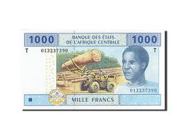 États De L'Afrique Centrale, 1000 Francs, 1993-1994, KM:202Eh, 2002, NEUF - États D'Afrique Centrale