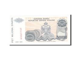 Croatie, 500,000 Dinara, 1993, Undated, KM:R23a, NEUF - Croatia