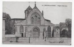 CHALONS SUR MARNE - N° 115 - L' EGLISE SAINT JEAN - CPA VOYAGEE - Châlons-sur-Marne