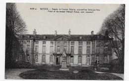 BAYEUX - N° 47 - FACADE DE L' ANCIEN EVECHE - CPA VOYAGEE - Bayeux