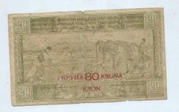 Yugoslavia Paper Money.rare.original Scans - Yugoslavia