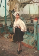 Costume Et Coiffe De Sablaise - éd. D'Art YVON, Paris N° E.K.B. 1402 (circulée 1964) - [85 - Les Sables-d'Olonne] - Costumes