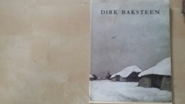 Dirk Baksteen 1886-1971 Retrospectieve Tentoonstelling Mol, 64 Blz.,1974 - Bücher, Zeitschriften, Comics