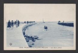 DF / 34 HERAULT / PALAVAS LES FLOTS / LES DEUX JETÉES / ANIMÉE - Palavas Les Flots