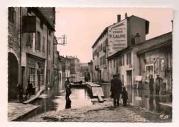 71 MACON / INONDATIONS DE 1955 Rue De La Republique - Macon