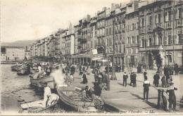 C P A  -  TOULON   Carré  Du  PORT - Toulon