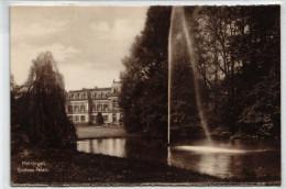 Meiningen - Großes Palais - Meiningen