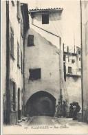 C P A  -  OLLIOULES  Rue CLASTRE - Ollioules