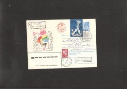 Olympics 1980 R-letter E-613 - Summer 1980: Moscow