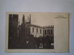 Italy // Ponti Sul Mincio (Mantova) Canonica Di // Used 1917 - Mantova