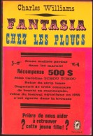 Charles Williams - Fantasia Chez Les Ploucs - Livre De Poche N° 1725 - ( 1966 ) . - Bücher, Zeitschriften, Comics