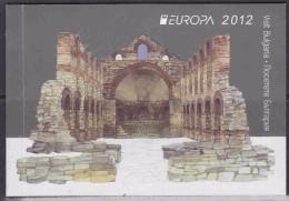 Europa Cept 2012 Bulgaria Booklet ** Mnh (27724) - Europa-CEPT