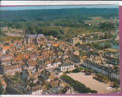 10.- BAR-SUR-SEINE .- Vue Générale Aérienne - Bar-sur-Seine