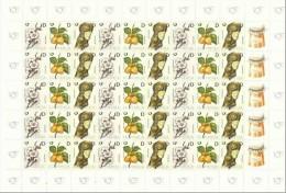 SI 2005-553-5 FAUNA FLORA, SLOVENIA, MS, MNH - Insekten
