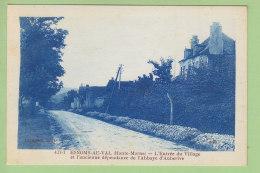 ESNOMS AU VAL :  L'Entrée Du Village Et L'ancienne Dépendance De L'Abbaye D'Auberive. TBE. 2 Scans. Edition Artistic - Francia