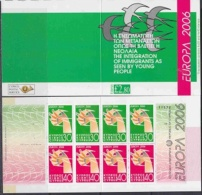 Europa Cept 2006 Cyprus Booklet ** Mnh (F5150) Promotion - Europa-CEPT