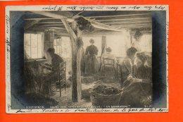 Folklore - En Normandie - Salon 1902 Meele De Soto Y Calvo (art ) - Folklore