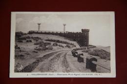 VALLERAUGUE - Observatoire Du Mont AIGOUAL, Côté Droit - France