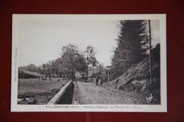 VALLERAUGUE - Arrivée à L'ESPEROU, Le Fouzal - France