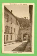 CPA  FRANCE  83  ~  MEOUNES-les-MONTRIEUX  ~    Chartreuse De Montrieux, Passage Intérieur - Autres Communes