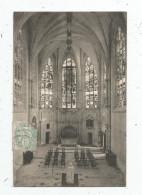 G-I-E , Cp , 37 , CHAMPIGNY SUR VEUDE , Intérieur De La Chapelle , Voyagée 1905 - Champigny-sur-Veude