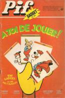 Pif Gadget N° 353 De Nov 1975 - Avec Rahan, Amicalement Vôtre, Pinky, Fanfan La Tulipe, Pifou, Dicentim. Revue En BE - Pif & Hercule