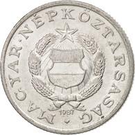 Hongrie, Forint, 1987, SUP+, Aluminum, KM:575 - Hongrie