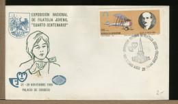 ARGENTINA - EXPOSICION NACIONAL DE FILATELIA JUVENIL  '80 - Argentina