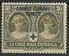 ESPAÑA COLONIAS MARRUECOS 1926  Mi:ES-TNG 16, Yt:ES-MA 112, Edi:ES-TNG 30 ** MNH - Maroc Espagnol