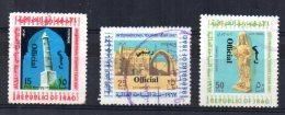 Iraq - 1971 - Officials/International Tourist Year (Part Set) - Used - Iraq