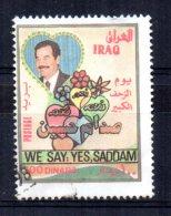 Iraq - 1997 - 100 Dinars 2nd Anniversary Of Referendum - Used - Iraq