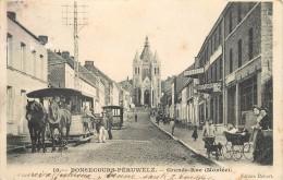 BONSECOURS-PERUWELZ - Grande Rue (montée). - Belgique