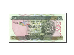 Îles Salomon, 2 Dollars, 2001, KM:23, Undated, NEUF - Solomon Islands