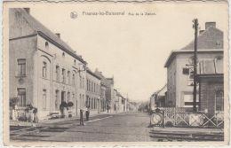 26532g  PASSAGE A NIVEAU - RUE DE LA STATION - Frasnes-lez-Buissenal - Frasnes-lez-Anvaing
