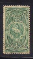 Guatemala Revenue - 1903 1 Centavo Goodman #R175 - Guatemala