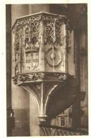 Tomar - Igreja De S. João Baptista - Púlpito - Leiria