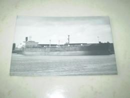 """Photographie De Bateaux Le """" NORTHIA 1971 """"  SHELL BR  N° 34 -DD10 - Commerce"""