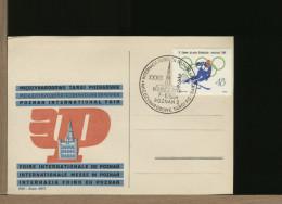 POLSKA - POZNAN - INTERNATIONAL FAIR  1964 - Fabbriche E Imprese